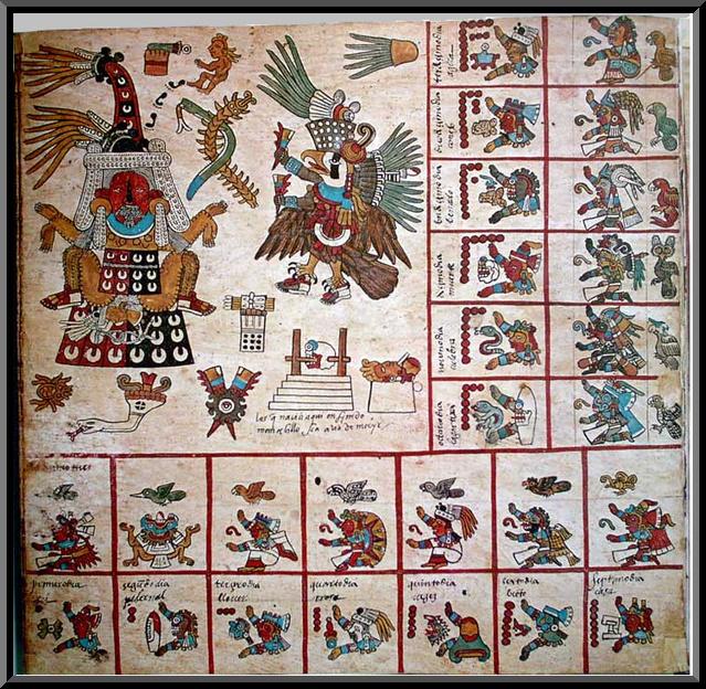 aztec writing system